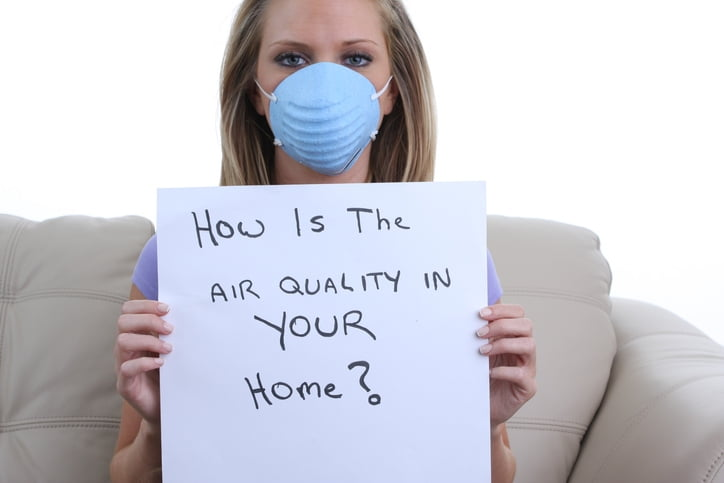 It's a good idea to take some time to think about how you can improve the air quality and freshness of the oxygen you are inhaling indoors.